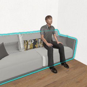 williams house Interior Design Render