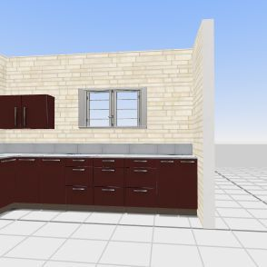 KAVRE KITCHEN Interior Design Render
