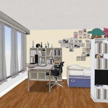 Wilwy Interior Design Render