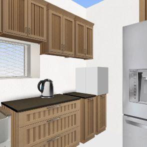 kitchen4 Interior Design Render