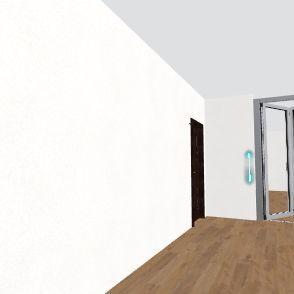 Assigment 1 foorlplan  Interior Design Render