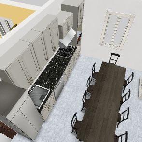 kuća kat zivot 14.11 v1.1 Interior Design Render