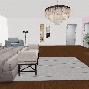 Interior design room. period 4 Interior Design Render