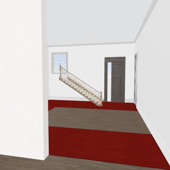 stairs 6 addt w/existing bkgd Interior Design Render