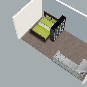 Nappali Interior Design Render