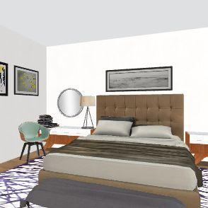 first one Interior Design Render