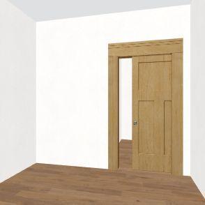 Novo quartos Interior Design Render