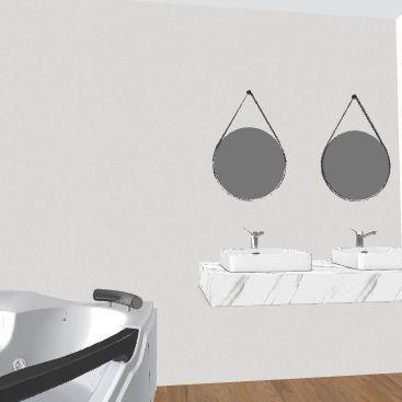 Pau home Interior Design Render