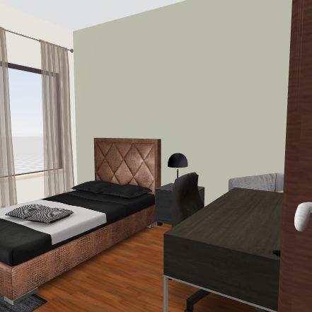 Teenager boy bedroom 2 home design by mara kou 2019 for Homestyler italiano