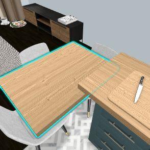 квартира 5 Interior Design Render