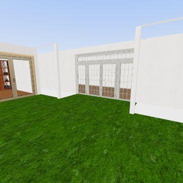 Dream House 2 Floor 2 Edit Interior Design Render
