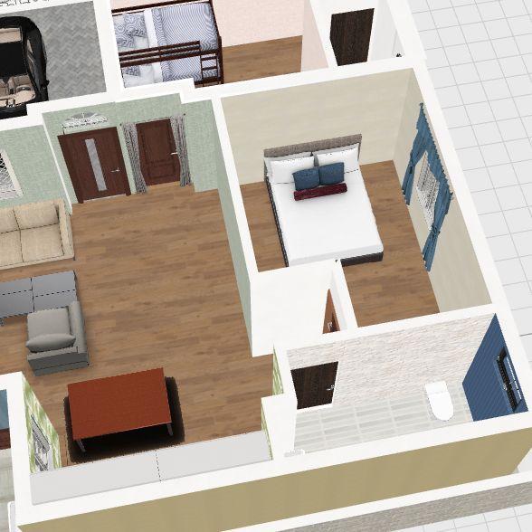 agreedDesign2 Interior Design Render