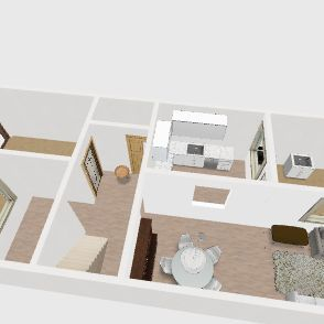 PerezRiveros lv1 Interior Design Render