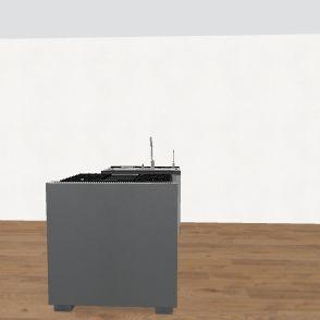 arison kitchen Interior Design Render