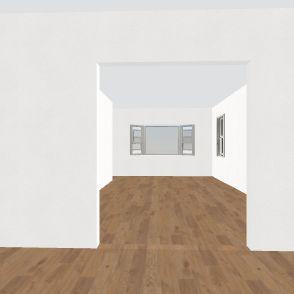 616 Delphia - Half Tear Off Interior Design Render