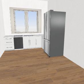 Trzesacz 5 Interior Design Render