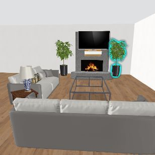 BEstest house ever Interior Design Render