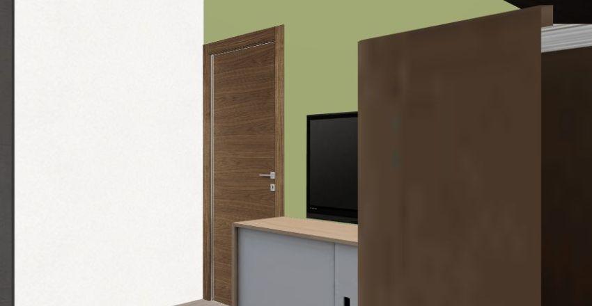 CUARTO LUIS II Interior Design Render