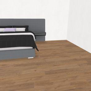 Vanessa modern house Interior Design Render