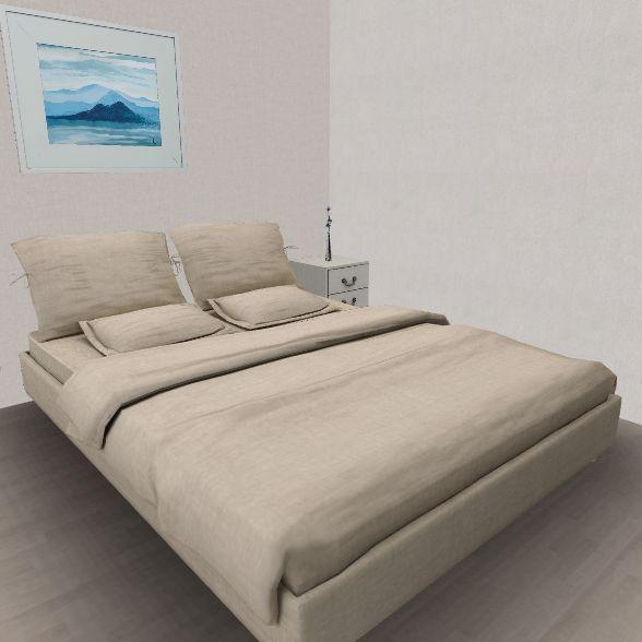 Apartment 3.7  - 23 sq.m. Interior Design Render