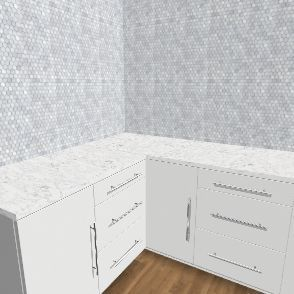 small cozy home Interior Design Render