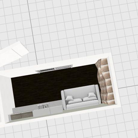 asd container Interior Design Render