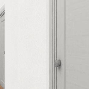 основной разверну душ Interior Design Render