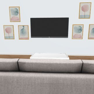 Passion Project Interior Design Render