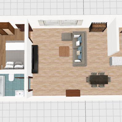 longroom alternative Interior Design Render