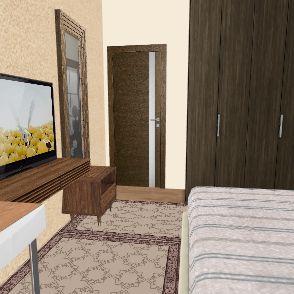 Kale sir - rewati nagar Interior Design Render