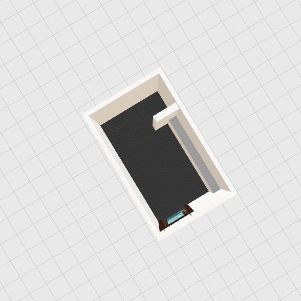 toilet B Interior Design Render