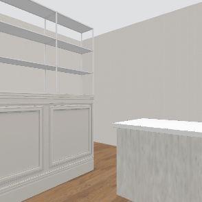 ор Interior Design Render