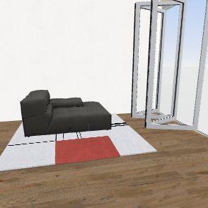 casa A Interior Design Render