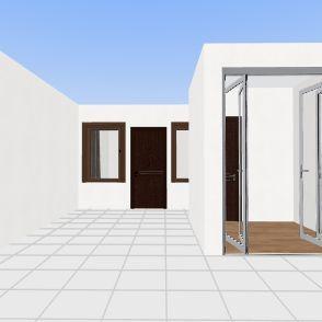kak ifa jbr Interior Design Render