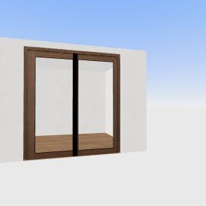 casa nova Interior Design Render