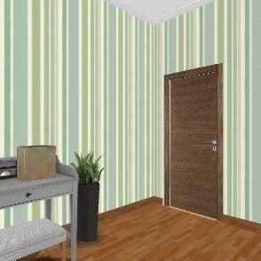 arcitecture house Interior Design Render