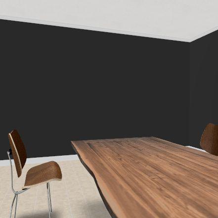 Template54 Interior Design Render