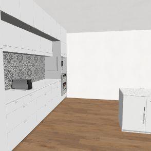 Flo's house Interior Design Render