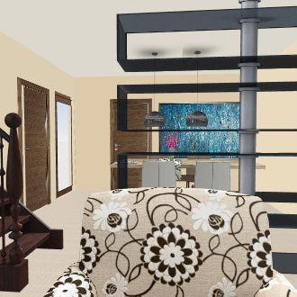 LIVING1 Interior Design Render