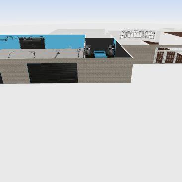Dream House 2 Size down Second Floor Interior Design Render
