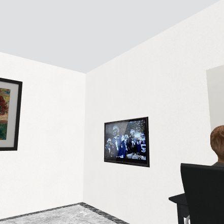 casa projeto 2 Interior Design Render