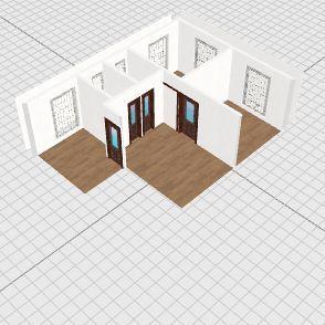 dal 2 Interior Design Render