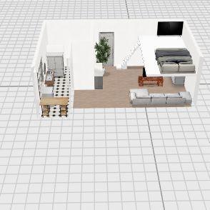 katka Interior Design Render