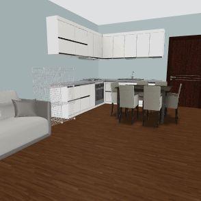 uwu Interior Design Render