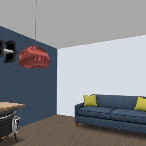 ash+ally Interior Design Render