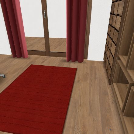Magical Girl Project: 3 Interior Design Render