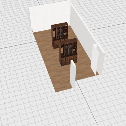 APG office Interior Design Render