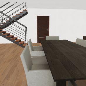 leogane down 1A Interior Design Render