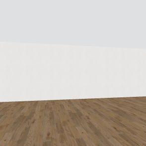 big square Interior Design Render