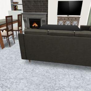 SALON 2 Interior Design Render